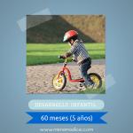 Desarrollo infantil 60 meses