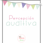 percepción auditiva mimamadice